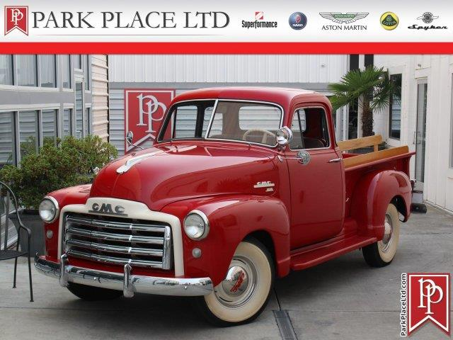 Picture of Classic 1951 GMC 100 located in Bellevue Washington - $39,950.00 - OBU8