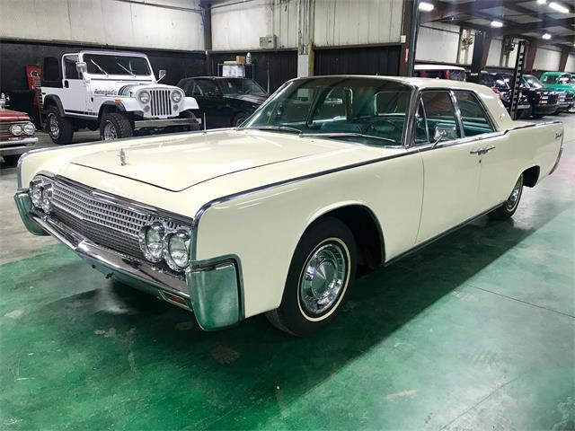 Picture of '63 Continental - O8B1