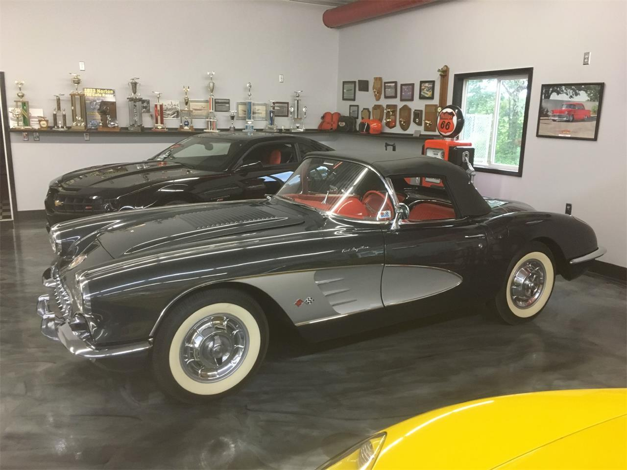 Large Picture of '58 Corvette - OBUD