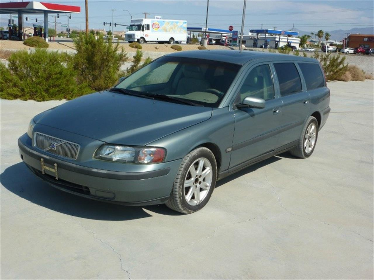 Picture of '04 V70 - OBUF