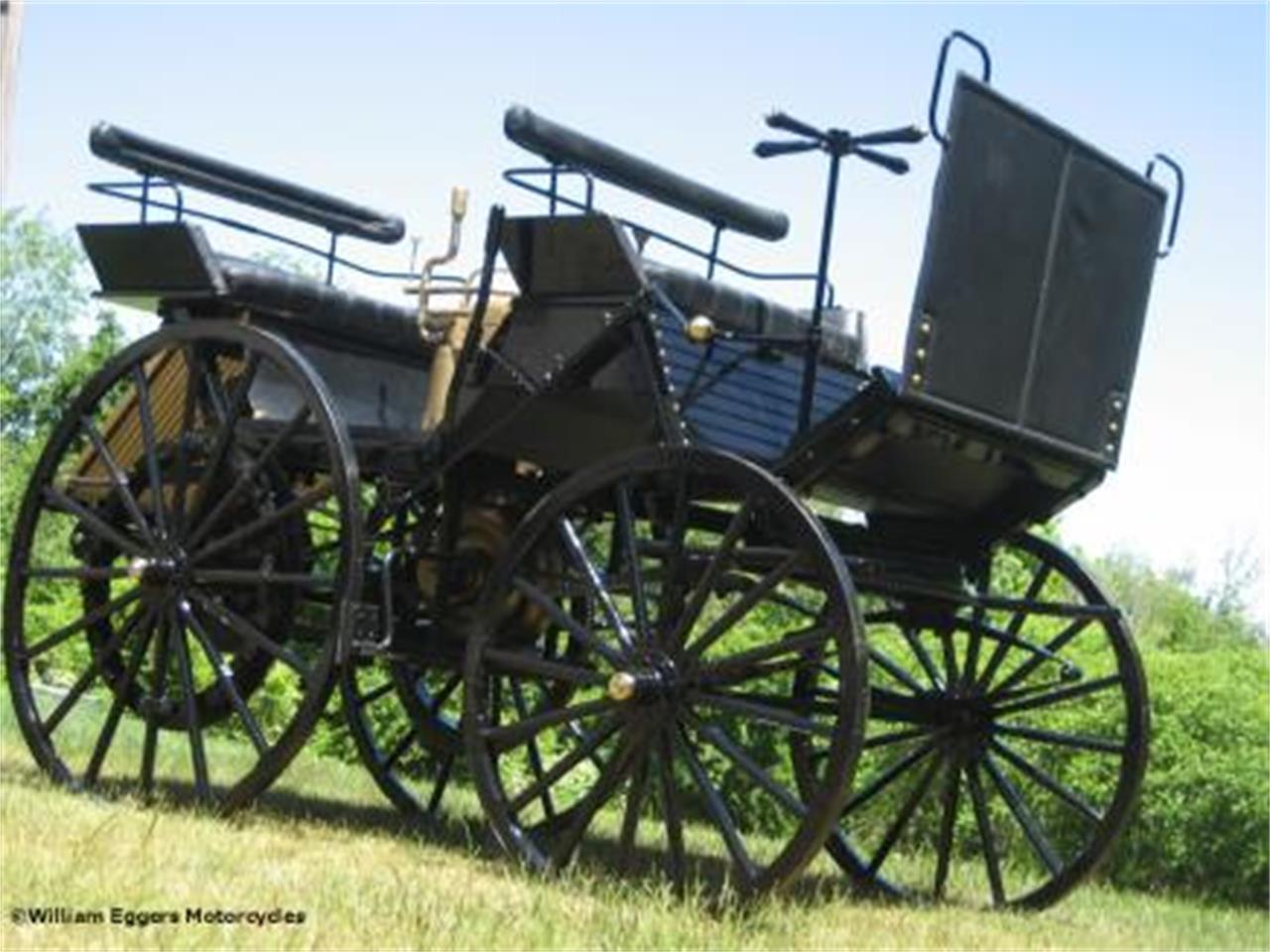 Large Picture of 1886 Daimler Motor Carriage Replica located in New York Auction Vehicle - OBUQ