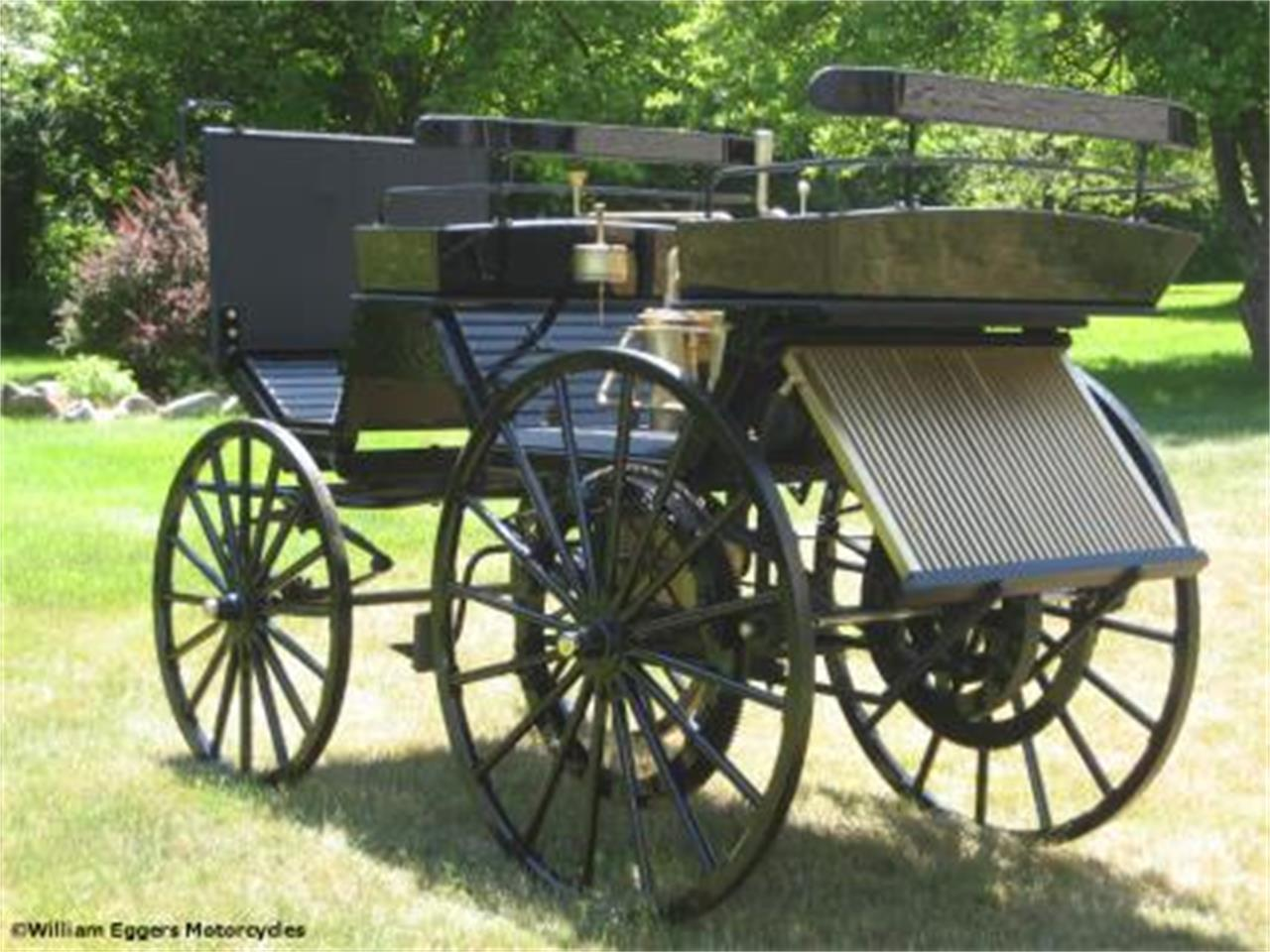 Large Picture of '86 Motor Carriage Replica - OBUQ
