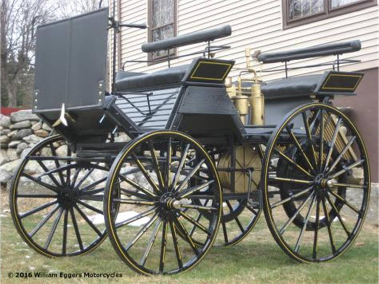 Large Picture of '86 Daimler Motor Carriage Replica Auction Vehicle - OBUQ
