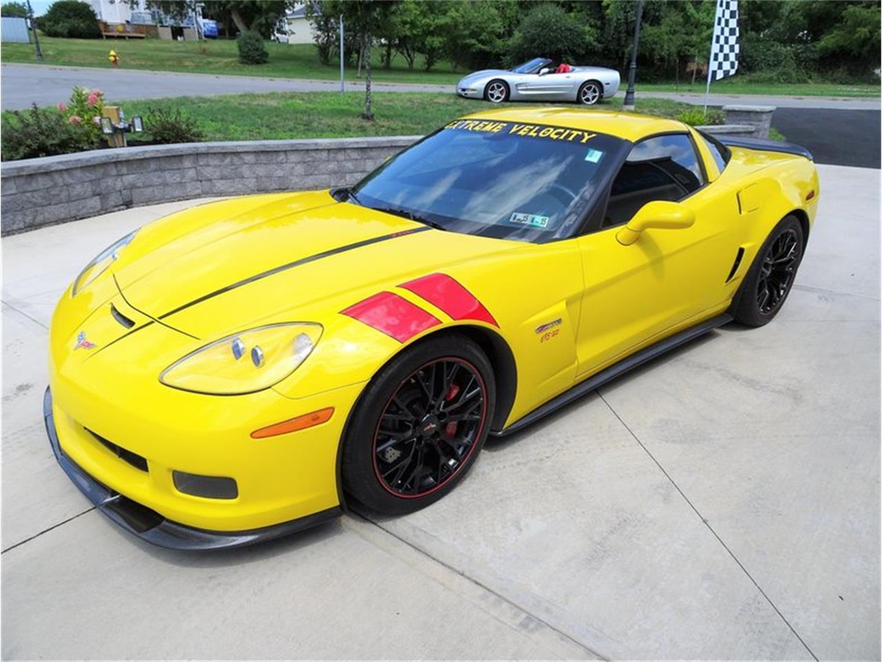 Picture of '07 Corvette - OBUS