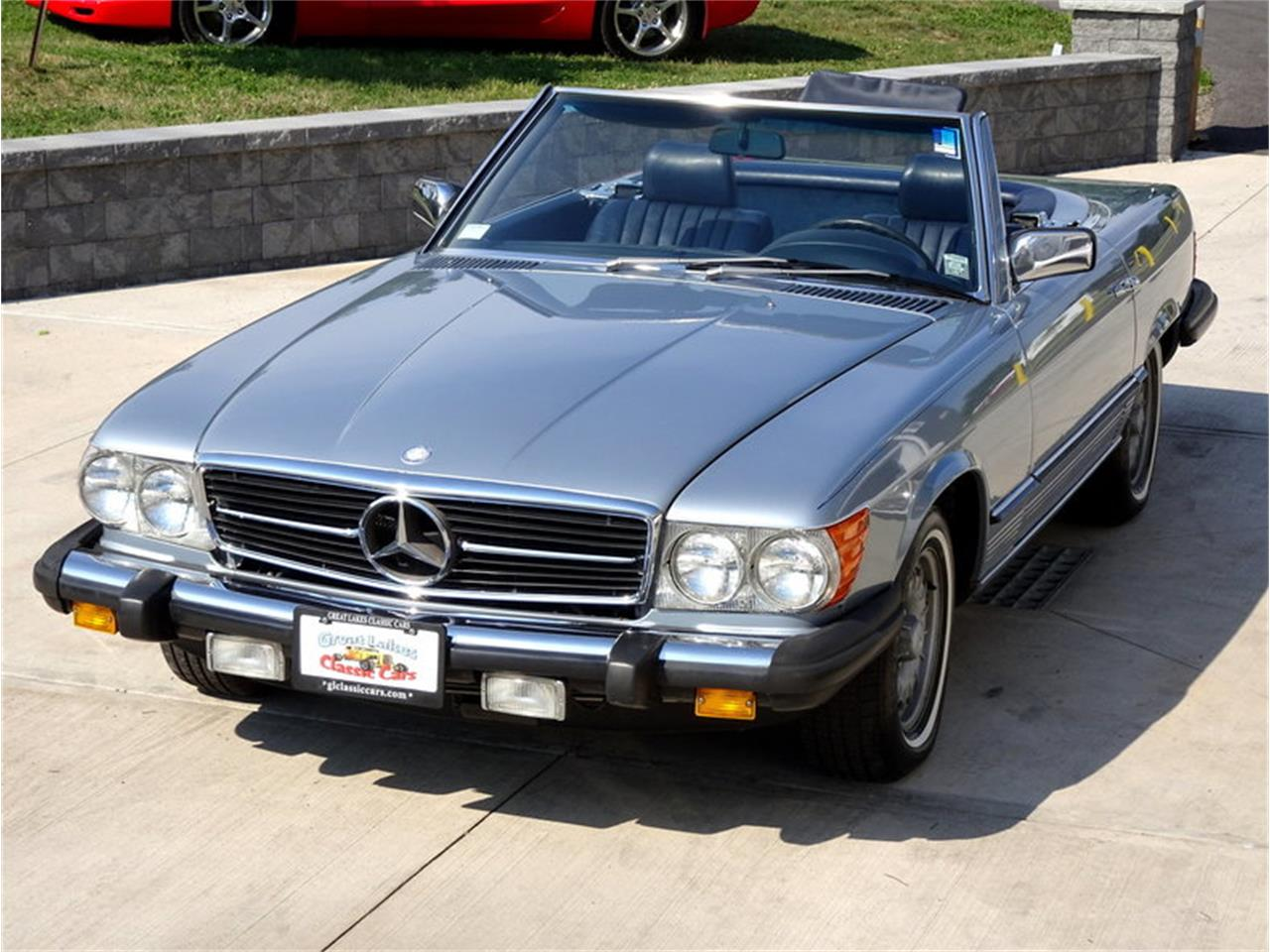 Picture of '84 SL380 - OBUX