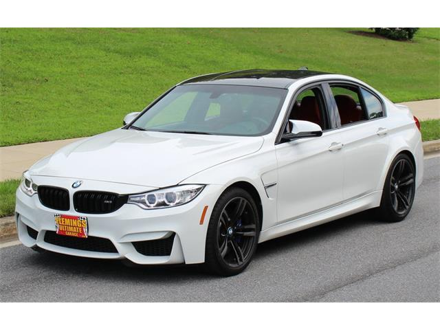 Picture of 2016 BMW M3 located in Maryland - OBV5