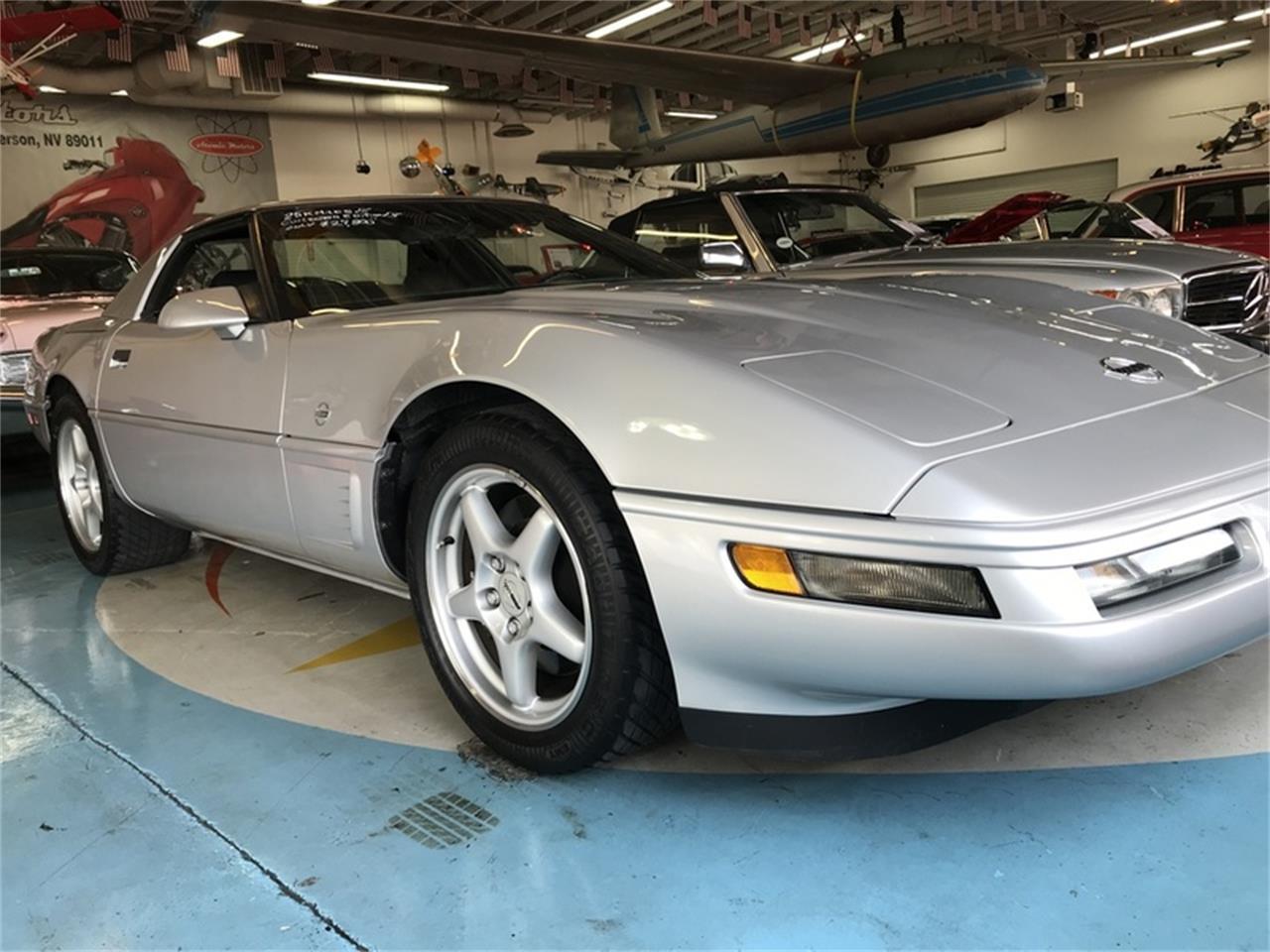 Picture of '96 Corvette - OBVI