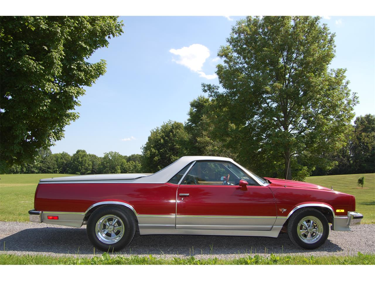 Large Picture of '84 El Camino located in New York - O8B6