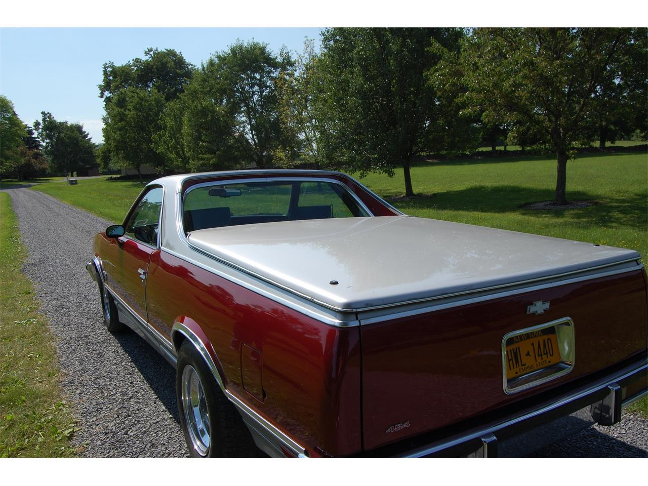 Large Picture of 1984 El Camino - O8B6