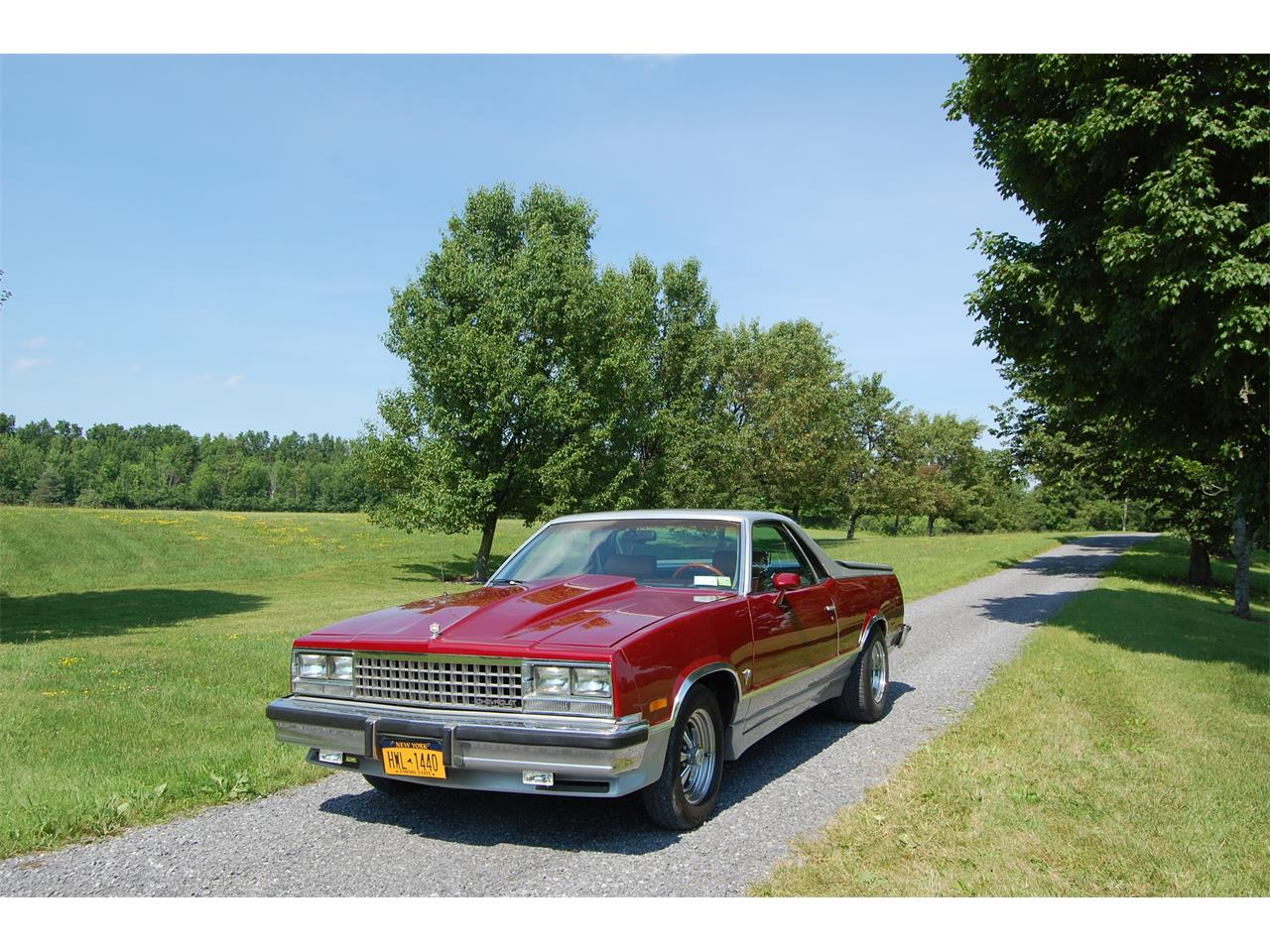 Large Picture of '84 El Camino located in New York - $18,500.00 Offered by a Private Seller - O8B6