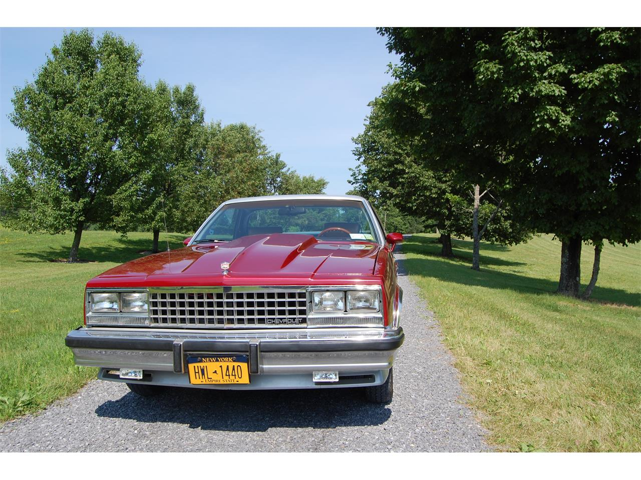 Large Picture of '84 Chevrolet El Camino - $18,500.00 - O8B6