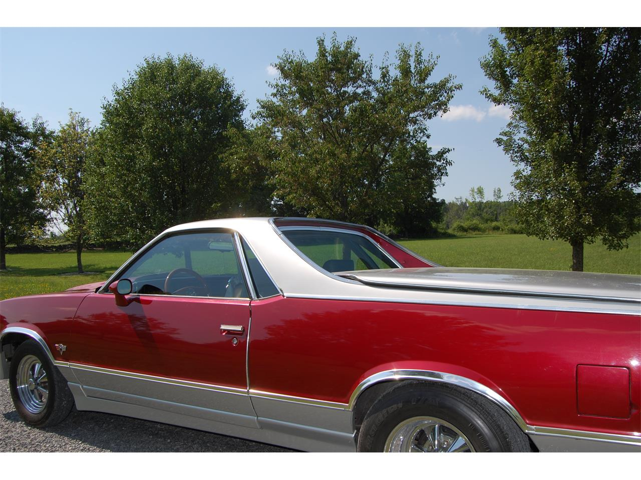 Large Picture of '84 Chevrolet El Camino Offered by a Private Seller - O8B6