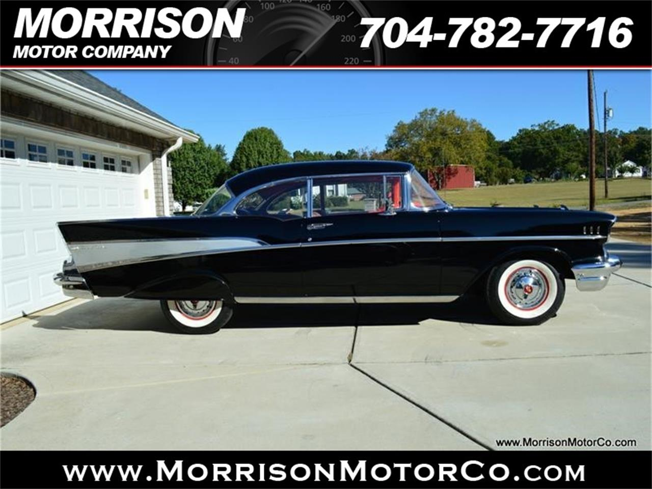Large Picture of '57 Bel Air - OBVV