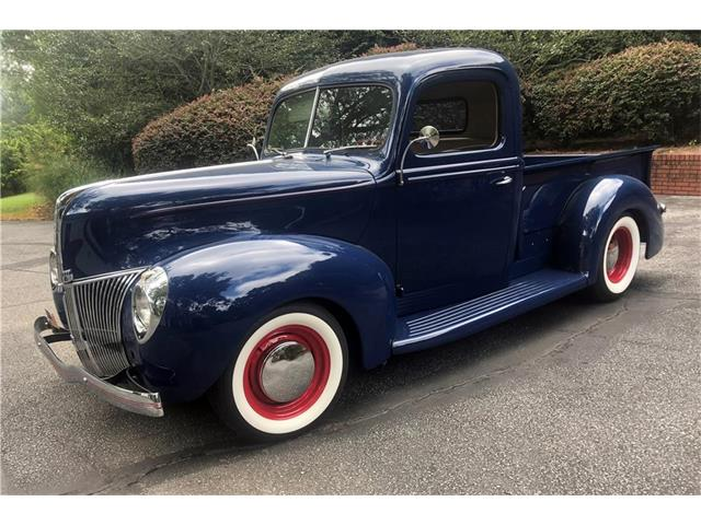Picture of '40 1/2 Ton Pickup - OBW2