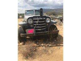 Picture of '50 Willys - OBW8