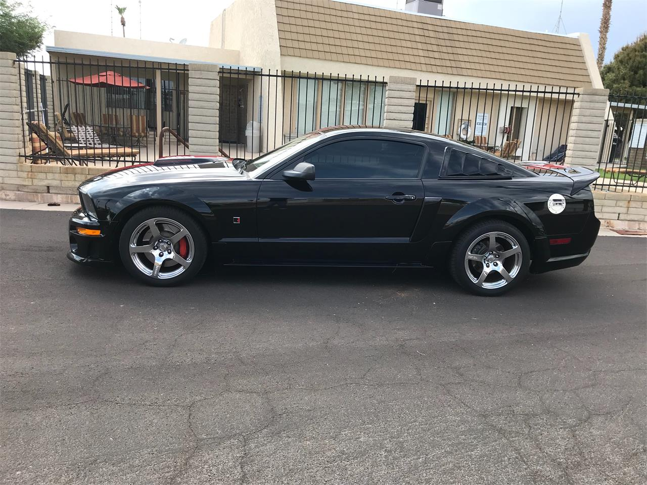 Large Picture of '07 Mustang (Roush) - O8B9