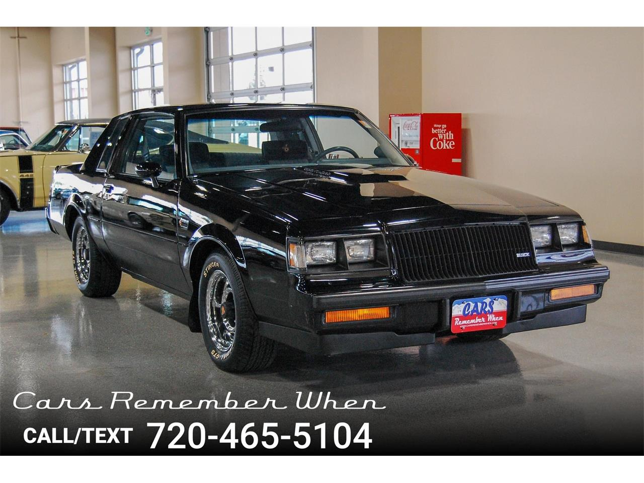 Picture of '87 Regal - OBWY
