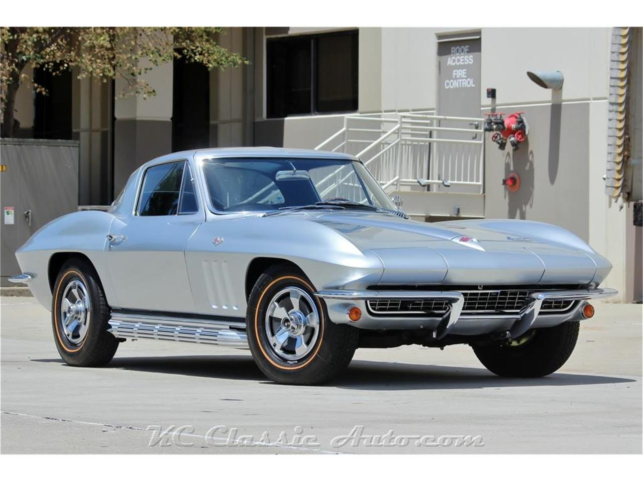 Picture of '66 Corvette - OBX6