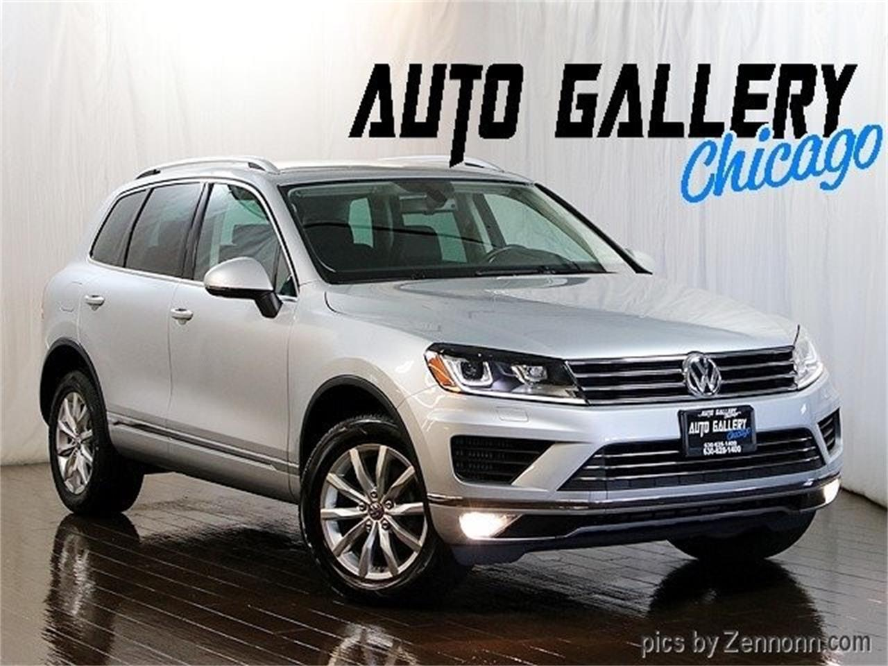 Picture of '15 Touareg - OBX8