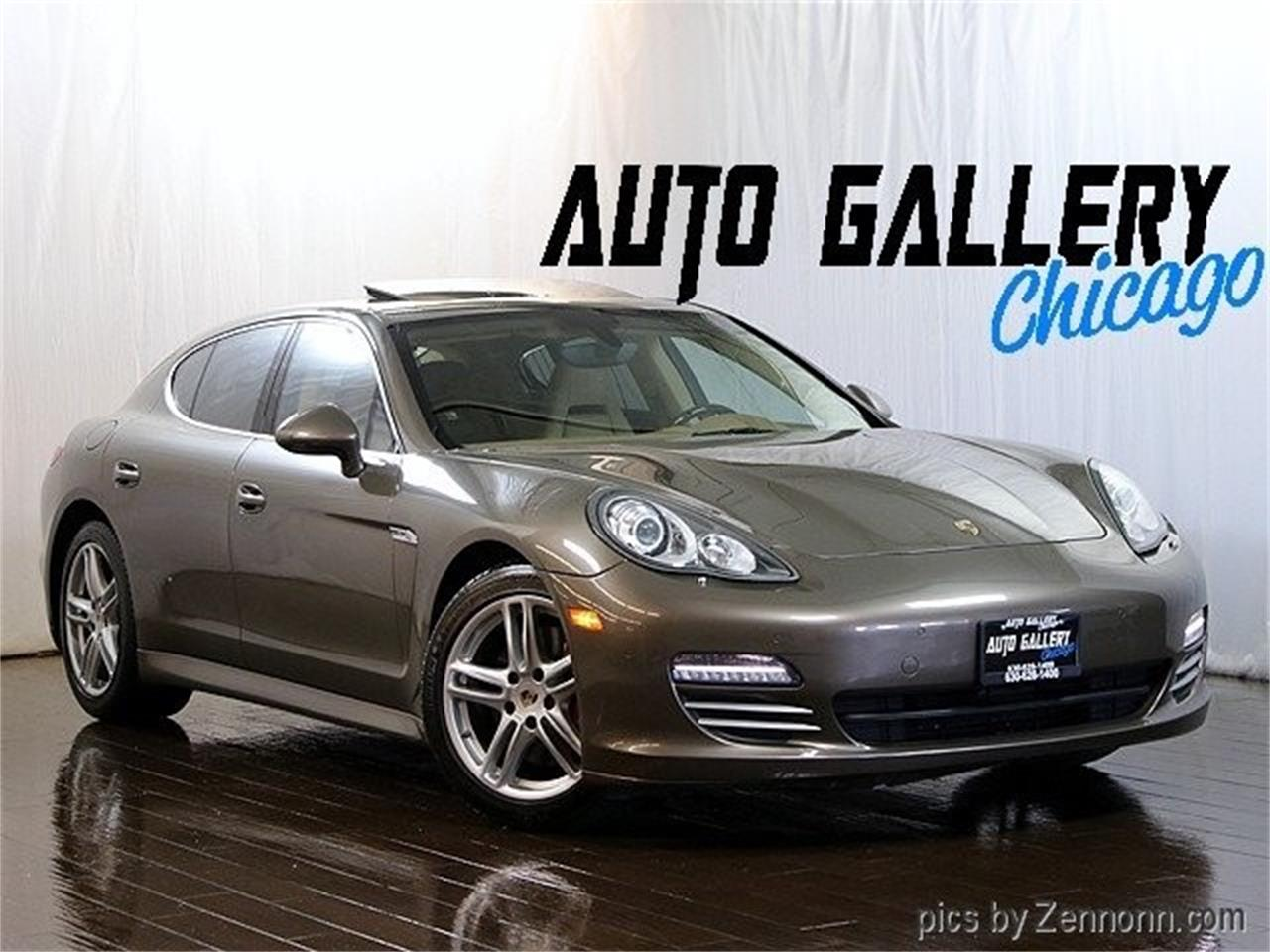 Picture of '10 Panamera - OBX9