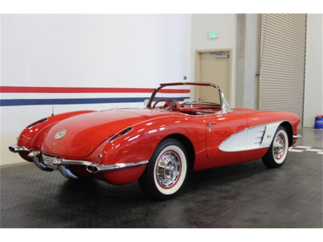 Large Picture of 1960 Corvette located in San Ramon California - $94,995.00 - OBXJ