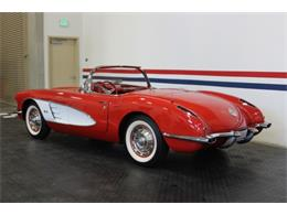 Picture of Classic '60 Chevrolet Corvette located in San Ramon California - $94,995.00 Offered by My Hot Cars - OBXJ
