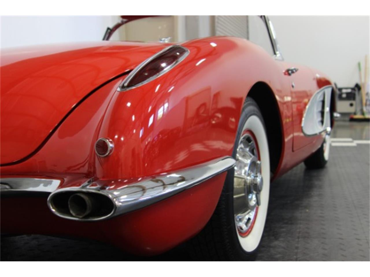 Large Picture of Classic 1960 Chevrolet Corvette located in California - $99,995.00 - OBXJ
