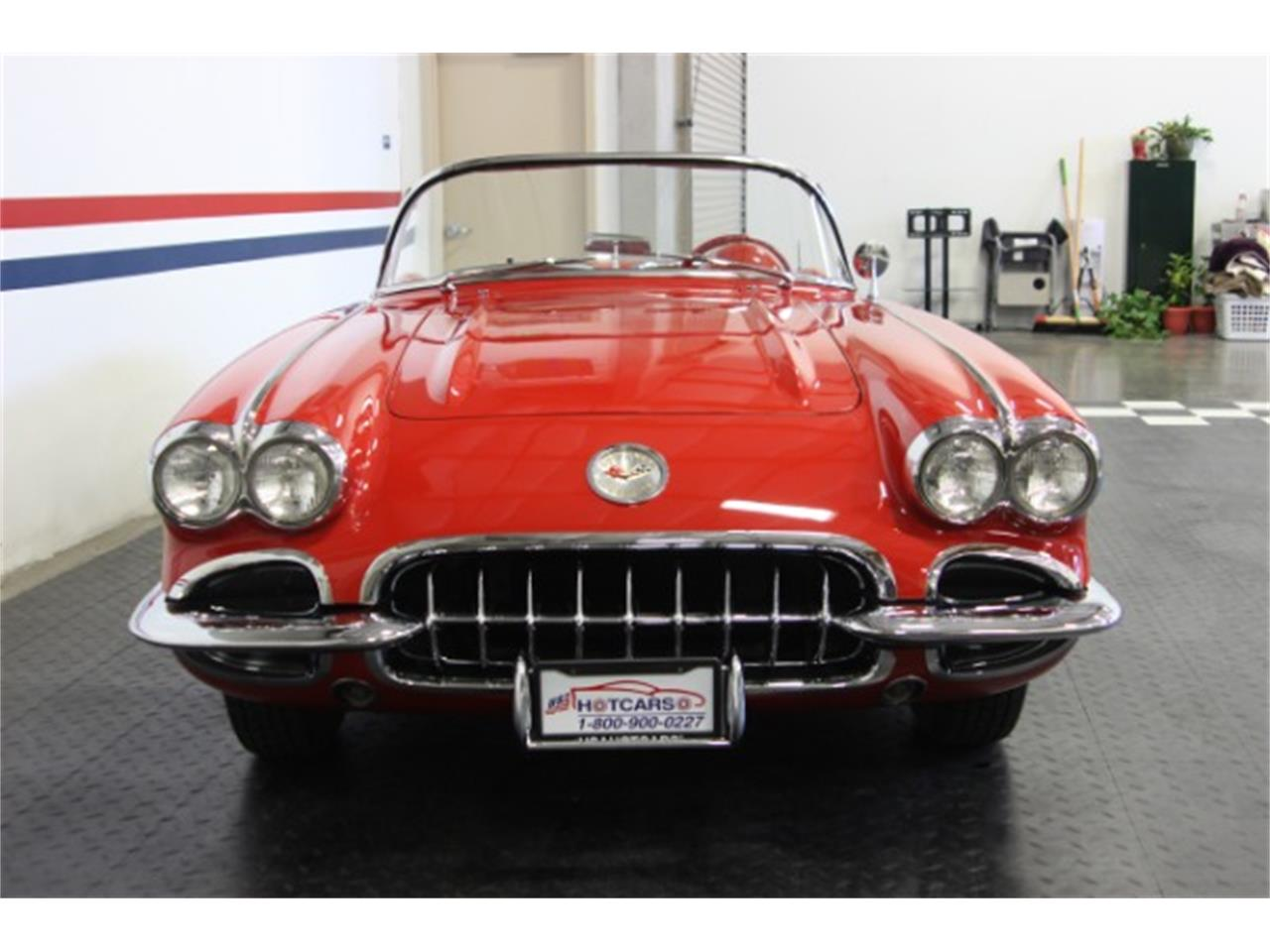 Large Picture of Classic 1960 Corvette - OBXJ