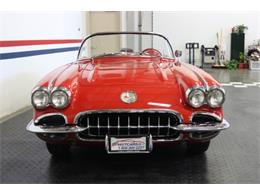 Picture of '60 Chevrolet Corvette located in San Ramon California - OBXJ