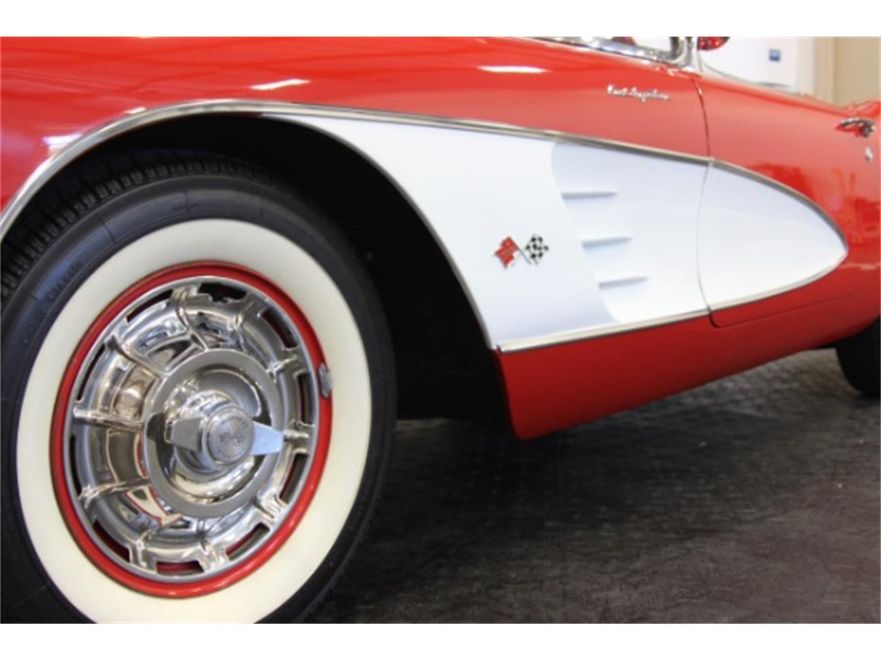 Large Picture of '60 Corvette located in San Ramon California Offered by My Hot Cars - OBXJ