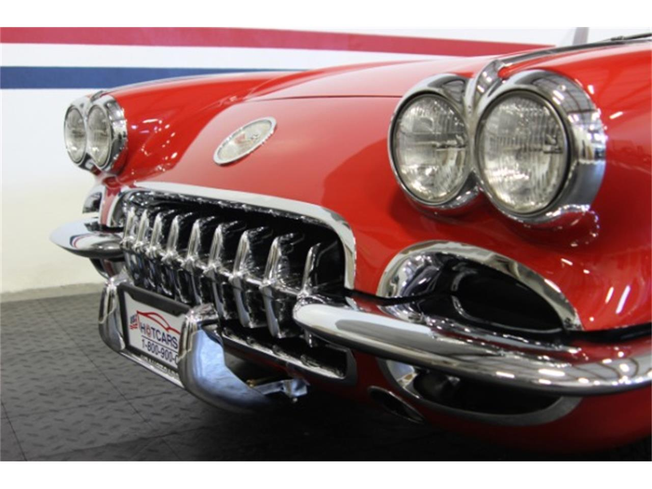 Large Picture of 1960 Chevrolet Corvette - OBXJ