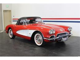 Picture of '60 Corvette located in San Ramon California - OBXJ