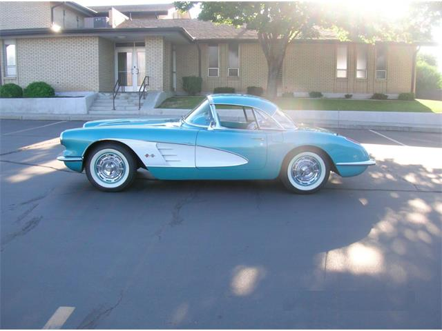 Picture of '60 Corvette - O8BD