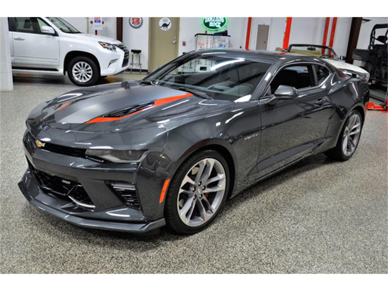 Picture of '17 Camaro - OBY0