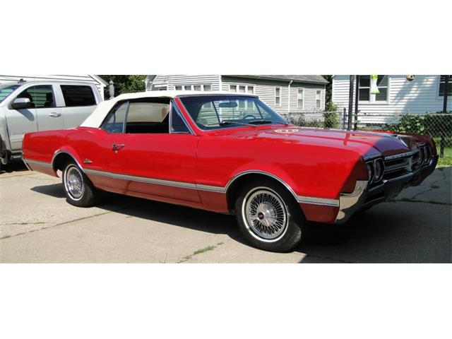 Picture of '66 Cutlass - O8BF
