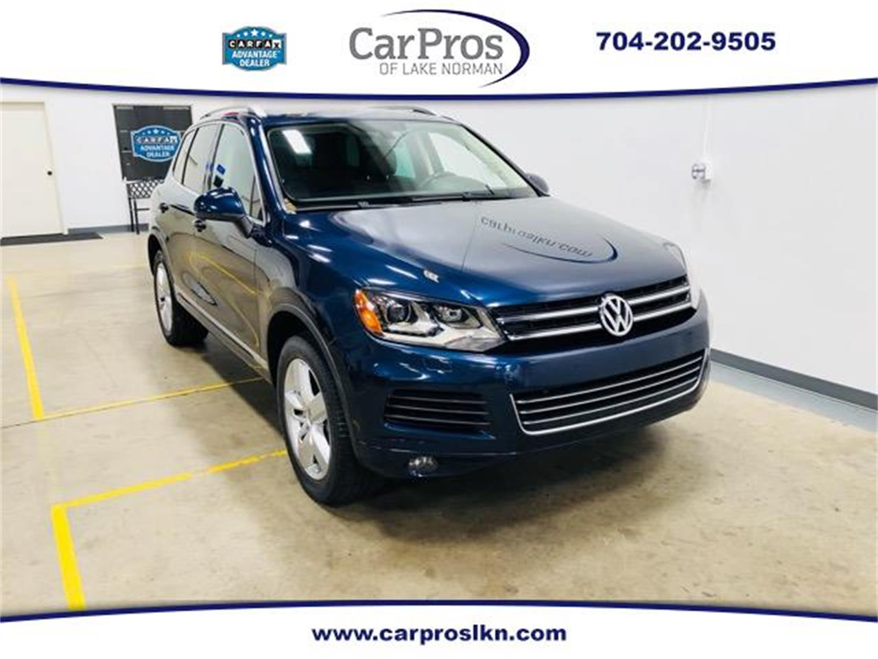 Picture of '13 Touareg - OBY8