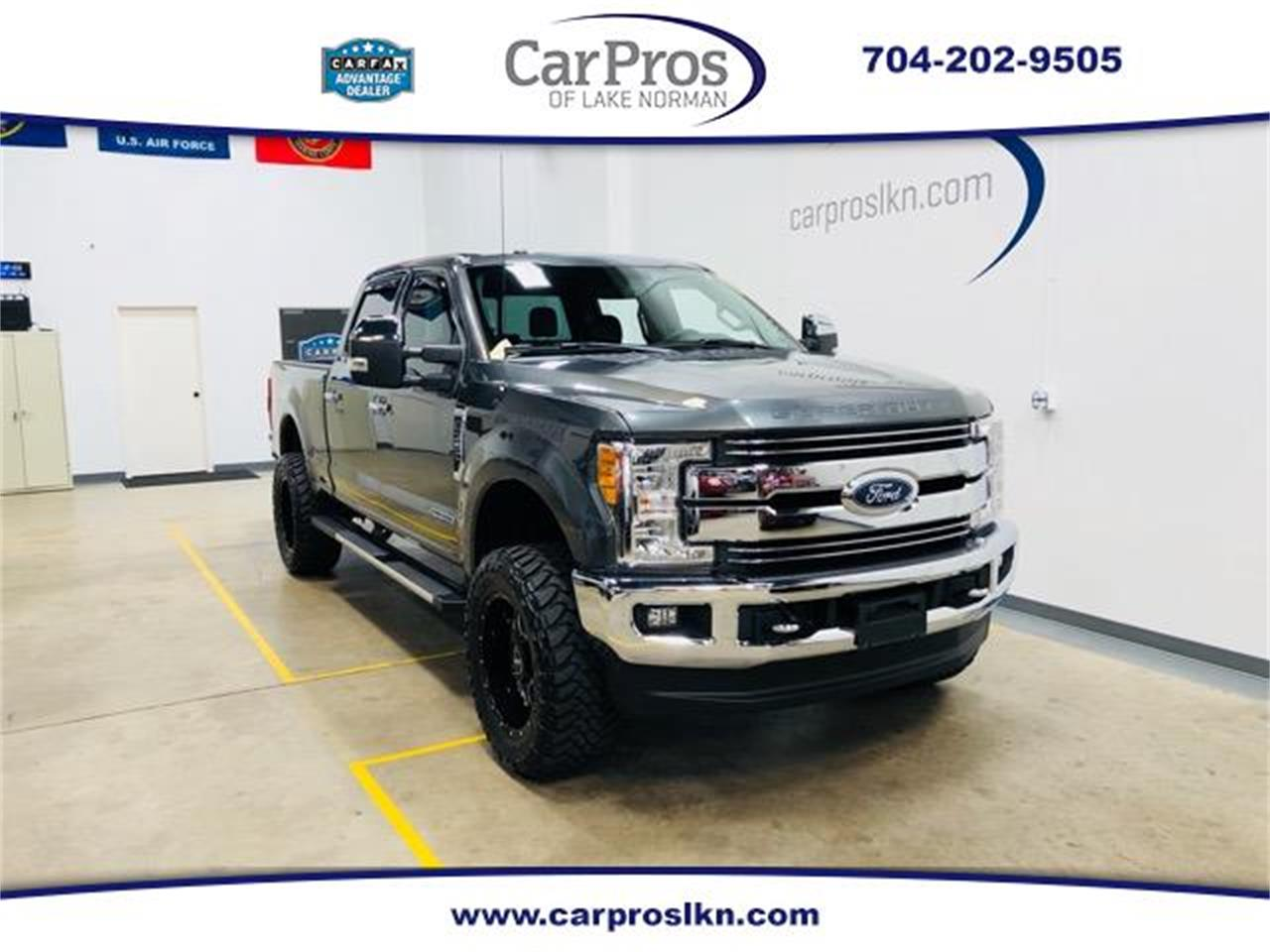 Picture of '17 F350 - OBYA
