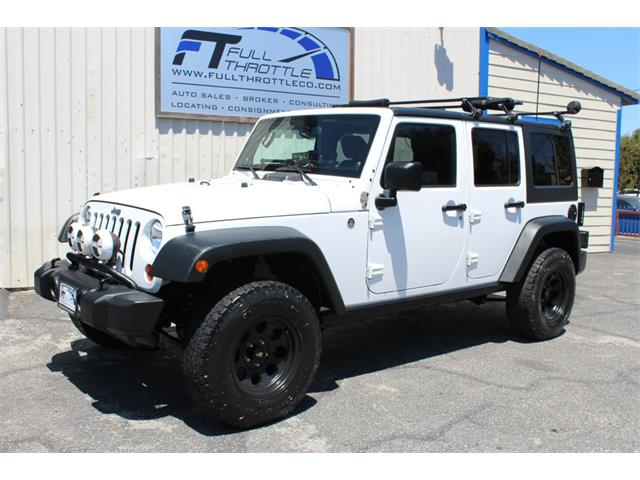 Picture of '13 Wrangler - OBYC