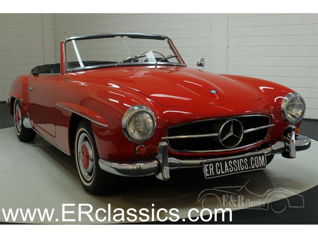 Picture of '62 190SL - OBYH