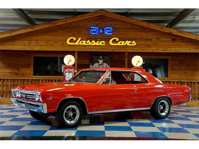 Picture of Classic '67 Chevelle SS - OBYR