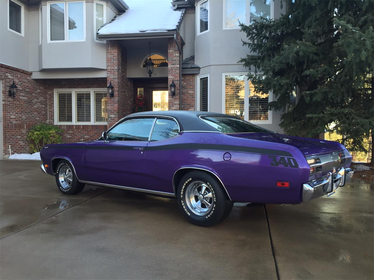 Large Picture of '71 Duster - $42,000.00 Offered by a Private Seller - OBZ1