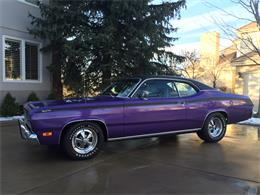 Picture of Classic 1971 Duster located in Highlands Ranch Colorado - $42,000.00 - OBZ1