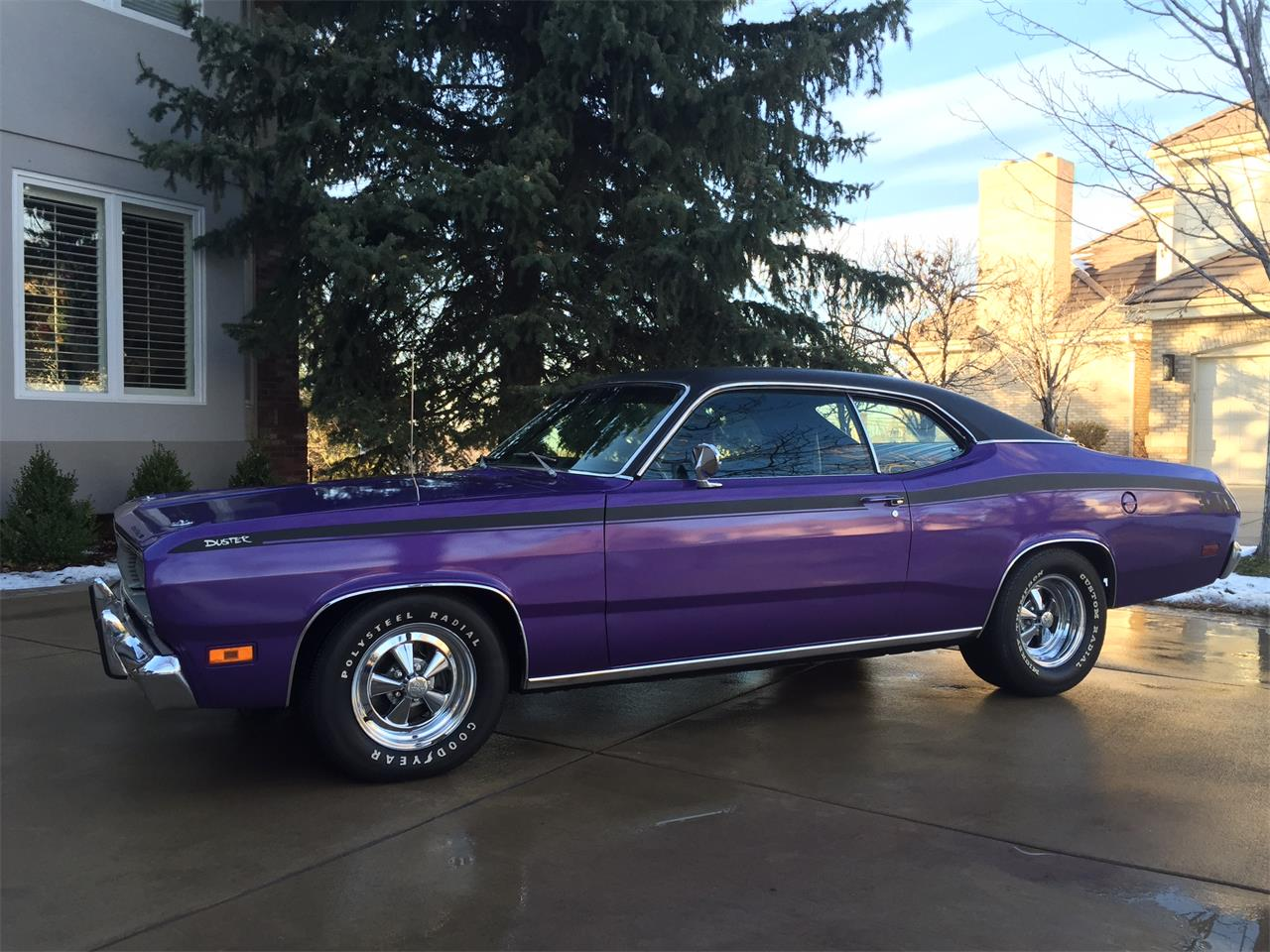 Large Picture of '71 Duster - OBZ1
