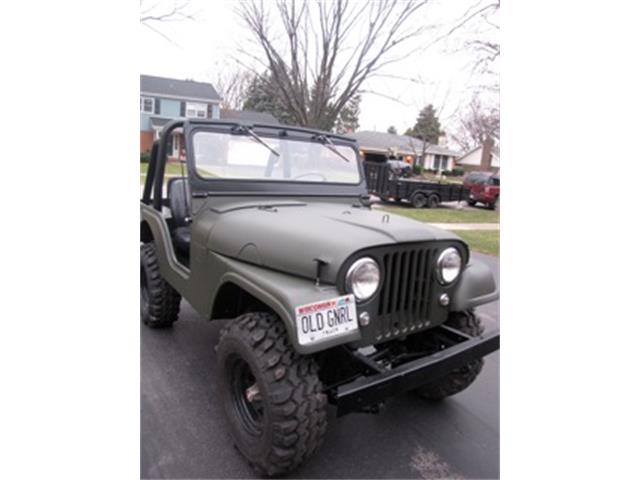 Picture of '61 Willys Jeep Offered by a Private Seller - OBZ3