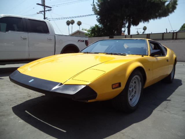 Picture of Classic 1973 Pantera Offered by a Private Seller - OBZS