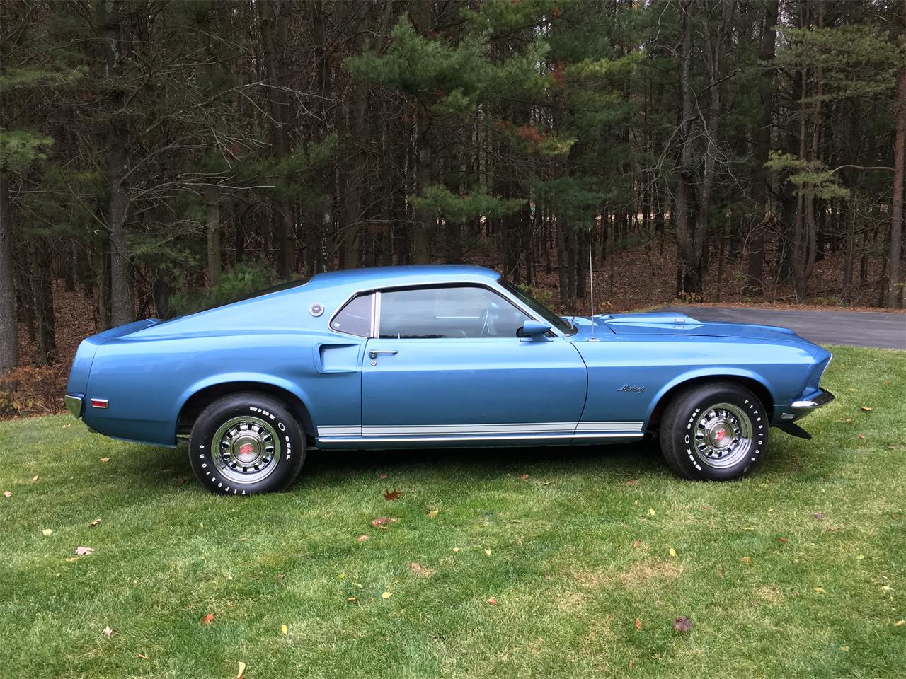 Large picture of classic 1969 ford mustang gt oc00