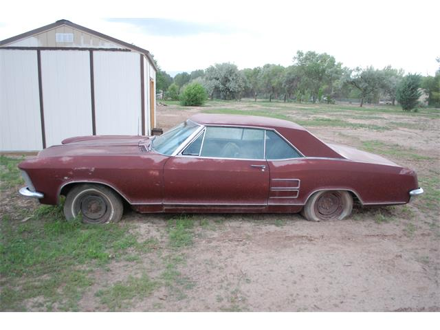 Picture of 1963 Buick Riviera located in New Mexico - OC03