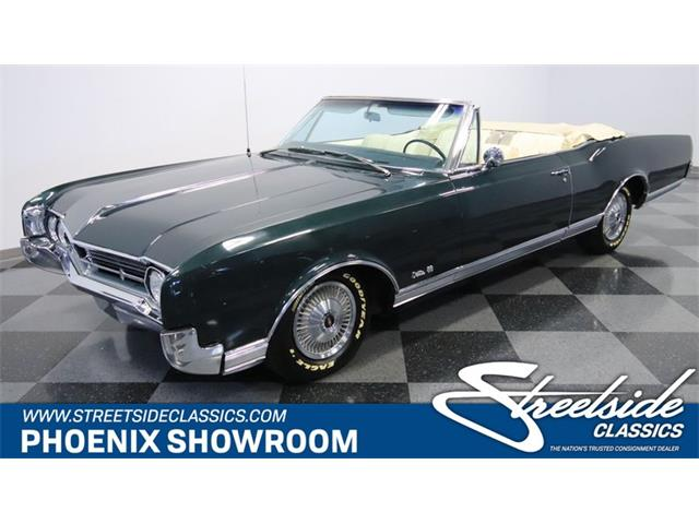 Picture of Classic '66 Oldsmobile Delta 88 located in Mesa Arizona - $13,995.00 - OC07