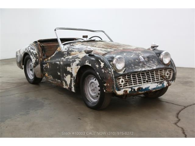 Picture of Classic 1960 Triumph TR3A located in California - $4,950.00 Offered by  - OC0Y
