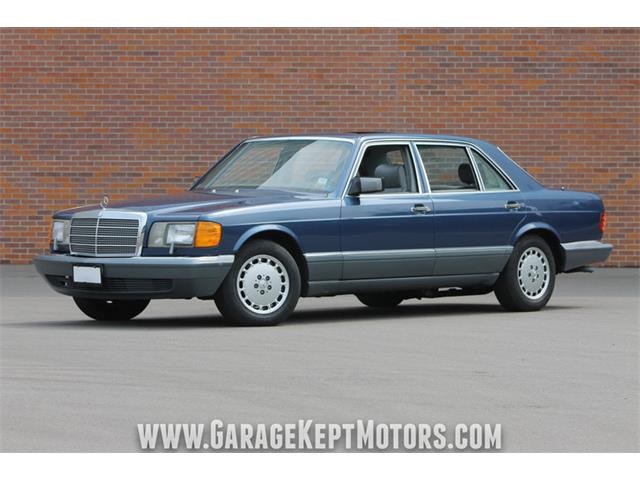 Picture of '86 420SEL - OC16